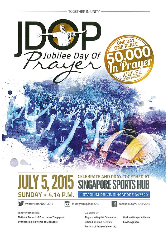 Jubilee-Prayer-Day