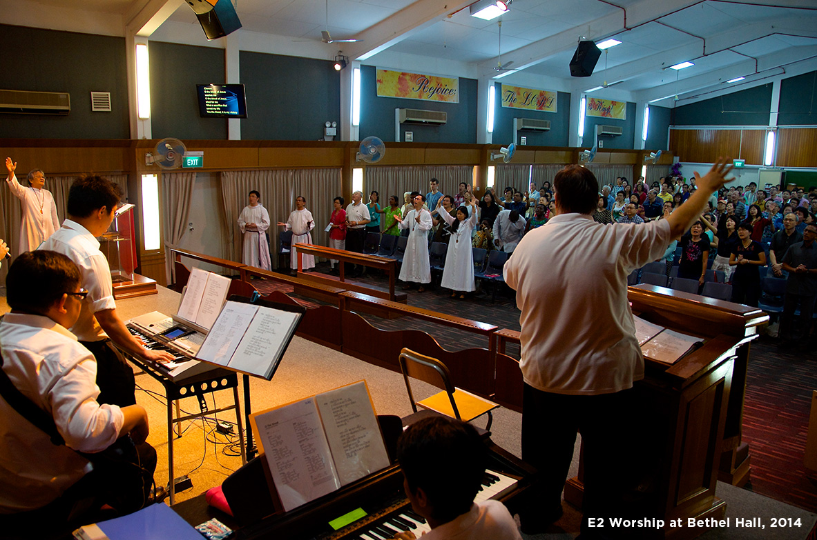Worship-and-Choir