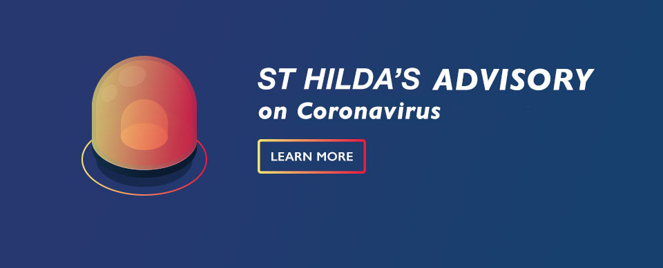 Coronavirus - St Hilda's Advisory