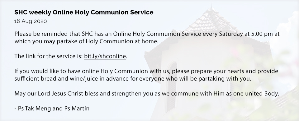 church-update-weekly-online-service-160820